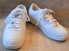 Catapult Women Sneakers White Lace Up Size 8