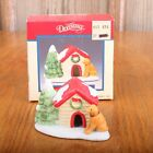 Lemax Christmas Village Dog House Porcelain Accessory Dickensvale