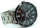 Men's Tag Heuer Carrera Calibre 5 Stainless Steel Date Automatic Watch