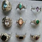 Sterling Silver Ring Lot #4