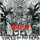 The Crucifier - Voices In My Head [CD]