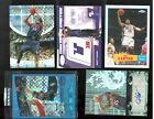 ( 5 ) VINCE CARTER LOT AUTO JERSEY ENCHELON X-FRACTOR REFRACTOR SEALED