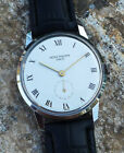 """""""MARRIAGE"""" WATCH WITH PATEK PHILIPPE DIAL PESAUX CAL 320 MOVEMENT NOS STEEL CASE"""