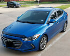 2017 Hyundai Elantra Limited 4dr below $18600 dollars