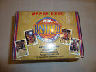 1991 92 UPPER DECK BASKETBALL JUMBO LOW SERIES BOX--- ROOKIE STANDOUTS