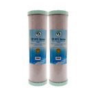 2 Pack OnePurify Replacement Water Filters for HMF2SMGCC Home Filtration System