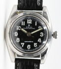 VINTAGE S/S ROLEX OYSTER PERPETUAL 31 MM CAL 600 BUBBLE BACK WRIST WATCH #2178