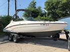 Yamaha 212 Limited S sport boat Yamaha Jet boat with warranty trailer low hours