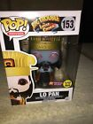 Funko Pop Big Trouble in Little China PX Exclusive Lo Pan Glow in #153 Vaulted