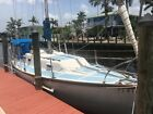 Soverel 30 Sailboat 1974 Cutter 1974 2 Owner Florida Yacht Shallow Draft Boat