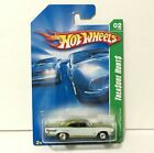 HOT WHEELS 2008 SUPER TREASURE HUNT PLYMOUTH ROADRUNNER LIMITED ED 164 scale