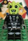 LEGO Space Police RENCH Minifigure 5981 green alien