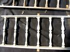 Cast Wrought Iron  Garden Piece Architectural Salvage Lot of 2