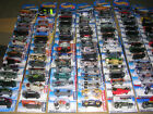 Lot of 125 Hot Wheels Blue Cards VWS trucks Motorcycles Airplanes