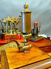 A DESIRABLE KINSLEY 4 CHIME BRASS STEAM ENGINE  WHISTLE NO RESERVE