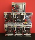 FunKo Pop Marvel: Deadpool Commons and Exclusives Set Of 7