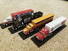 Matchbox Collectibles North American Brewmasters Diecast Trucks Set of Four