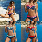 Sexy Multicolor Bikini Swimwear Push-up Padded Bra Swimsuitt Swim Bathing Suit