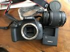Canon EOS Rebel T5 Digital SLR Camera Kit with EF S 18 55mm IS II Lens