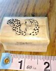 SEEING SPOTS ANIMALmostly animals brandcraft stampwoodrubber stamp