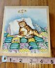 STAMPS HAPPENCAT NAPgary patterson designlg wood mounted rubber stamp