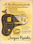 1948 vintage Christmas AD JACQUES KREISLER Men's Jewely and Accessories 121817