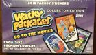 WACKY PACKAGES GO TO THE MOVIES HOBBY COLLECTOR'S EDITION BOX (TOPPS 2018)