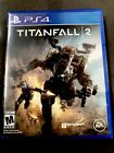 Titanfall 2 (Sony PlayStation 4, 2016) PS4