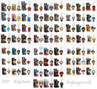Keychain Funko Pocket Pop Vinyl Figure Keyring Collectible Toy Gift New In Box