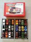 24 Car Carrying Case with 24 Hot Wheels and Matchbox Cars