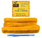 Himalayan Yak Chew Healthy 100 All Natural Dog Pet Treats for All Sizes Dogs