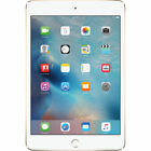 Apple iPad mini 4 128GB 79 Tablet Wi Fi Only Gold YQ
