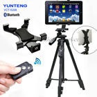 YUNTENG Tripod+Bluetooth Remote+Tablet&Phone Holder for Camera i Pad 2 3 4 Air 2