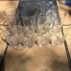 Cattail Glasses Tall Double Old Fashion
