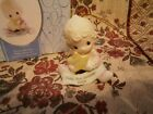 NEW Precious Moments Ornament Babys 1st First Christmas Girl with Star 2009