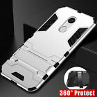 360 Stand Slim Matte Armor Phone Case Cover For Samsung Galaxy A6 Plus J3 J4 J7
