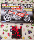 Fujimi 1/12th Yoshimura Suzuki GSX-R750 with Top Studio Detail set
