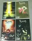 IDW GROOM LAKE 1 4 COMPLETE MINI SERIES ALL SIGNED CHRIS RYALL BEN TEMPLESMITH