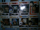 8 pc Funko Pop anime lot; Death Note, One Piece, My Hero etc SDCC, HT exclusive!