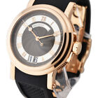 BREGUET-MARINE II BIG DATE 5817BR ROSE GOLD 39MM-COMPLETE WITH BOX AND PAPERS!