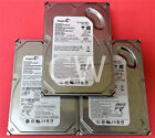 Lot of 3 Seagate ST3160812AS 160GB 7200RPM SATA 3.5in Hard Drive