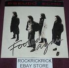 PSEUDO ECHO - FOOLED AGAIN -3 TRACK CD- (VERY RARE HARD TO FIND) EMI ‎- CDED 385