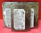 (AS IS) Lot of 5 Seagate ST3160811AS ST3160813AS 160GB 7200RPM SATA 3.5in Hard D