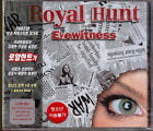 Royal Hunt - Eyewitness Korea Import New Sealed CD