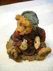 Boyds Bears and Friends The Bedtime Bear 1993 Collection #2002 Neville Figurine