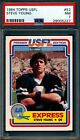 1984 Topps USFL Football Cards 6