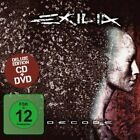Exilia - Decode-Deluxe Edition [CD+DVD]