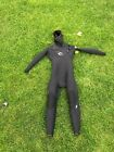 Rip Curl Ebomb 55 45mm Wetsuit Built In Hood With Chest Zip MENS XS