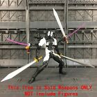"""Bandai Accessories Sword Weapons From Soul of Chogokin Great Mazinger 6"""" Figure"""