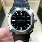 New BVLGARI OCTO BGO38BSLD Automatic Stainless Steel Men's Watch full set in Box